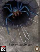 Lair of the Spider (Fantasy Grounds)