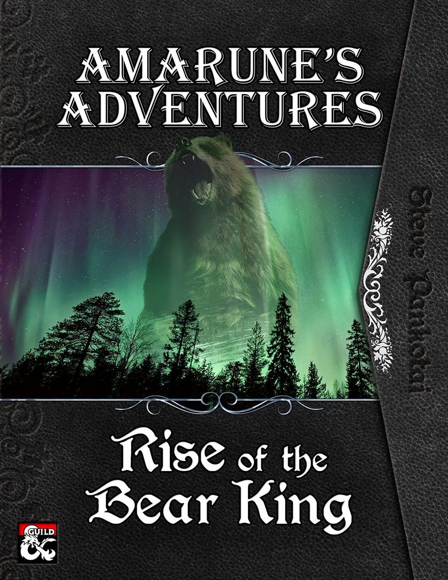An Icewind Dale adventure for 4-6 characters of 4th-6th level.
