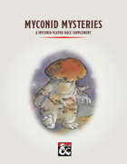 Myconid Mysteries