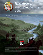Halfmoon's Travel and Weather Guide