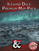 Icewind Dale Premium Map Pack