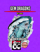 Gem Dragons