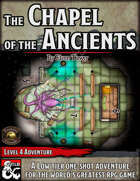 The Chapel of the Ancients (Fantasy Grounds)