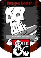 Skull - the most popular dice game in all of Goblindom