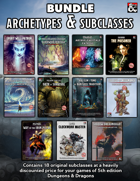 18 Archetypes Bundle by Nicolas Zehus L [BUNDLE]