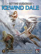 Icewind Dale - A Setting Guidebook (Fantasy Grounds)