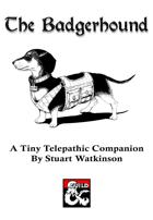 The Badgerhound