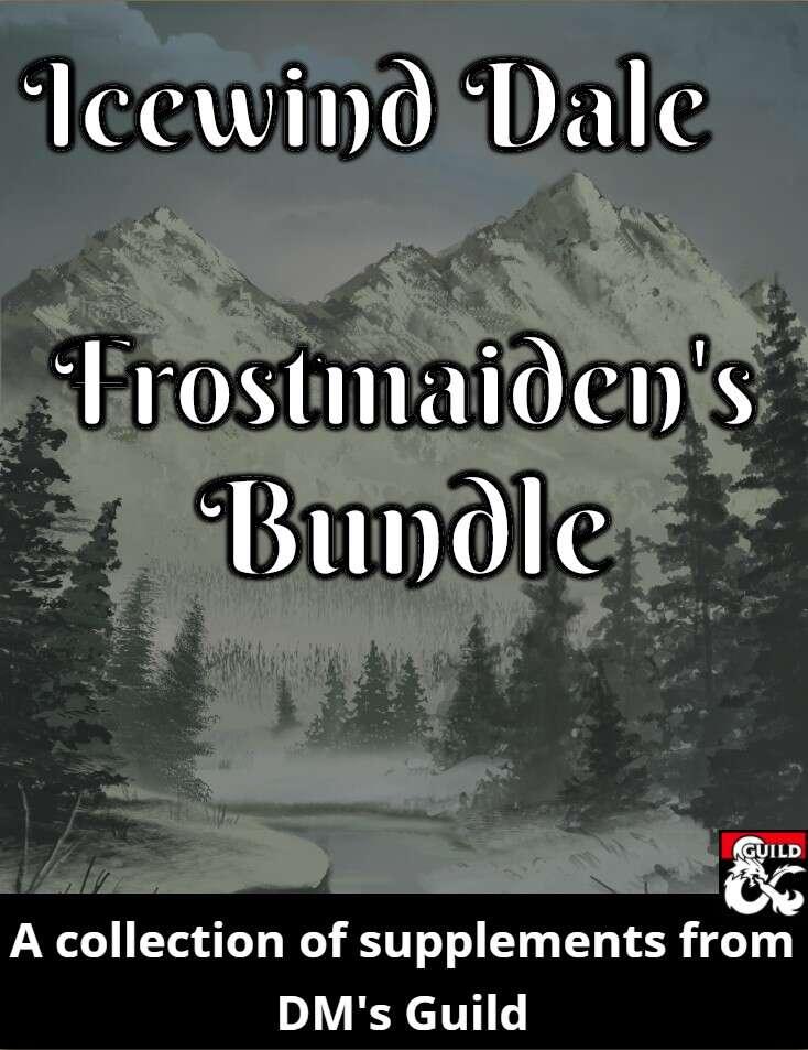 Icewind Dale Frostmaiden's Bundle