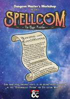Spellcom: An Otherworldly Patron for Warlocks