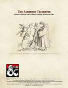 The Banished Trickster - Warlock Patron Subclass