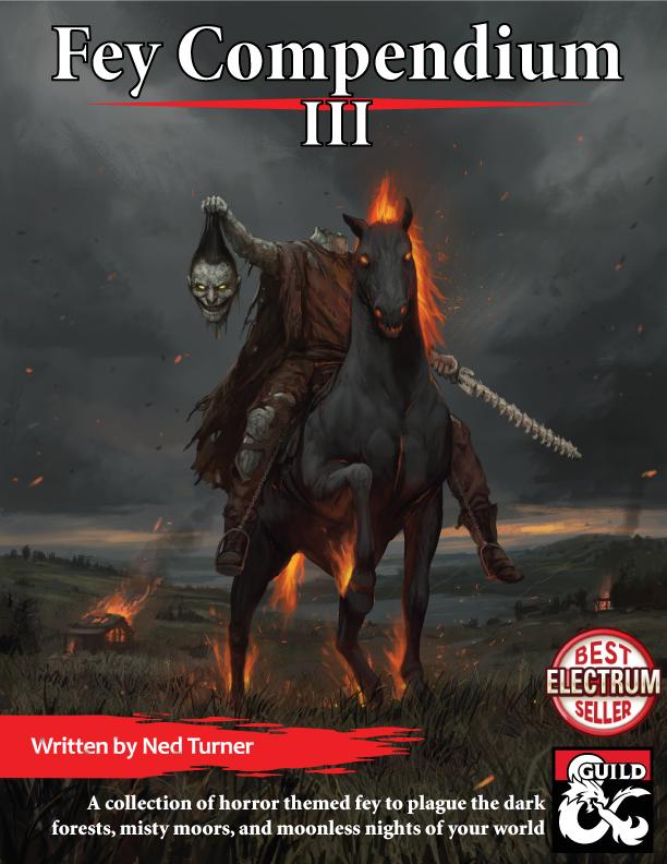 Fey Compendium III: Frightful