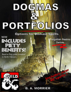 Piety: Dogmas & Portfolios Revisited