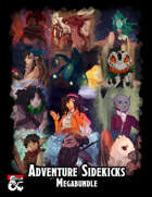 Adventure Sidekicks Megabundle [BUNDLE]