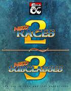 Race/Subclass Bundle (2 Races, 3 Subclasses)