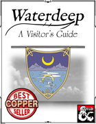 Waterdeep Visitor's Guide