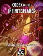 Codex of the Infinite Planes
