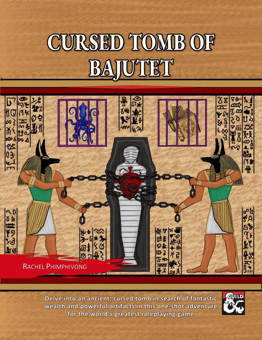 Cursed Tomb of Bajutet