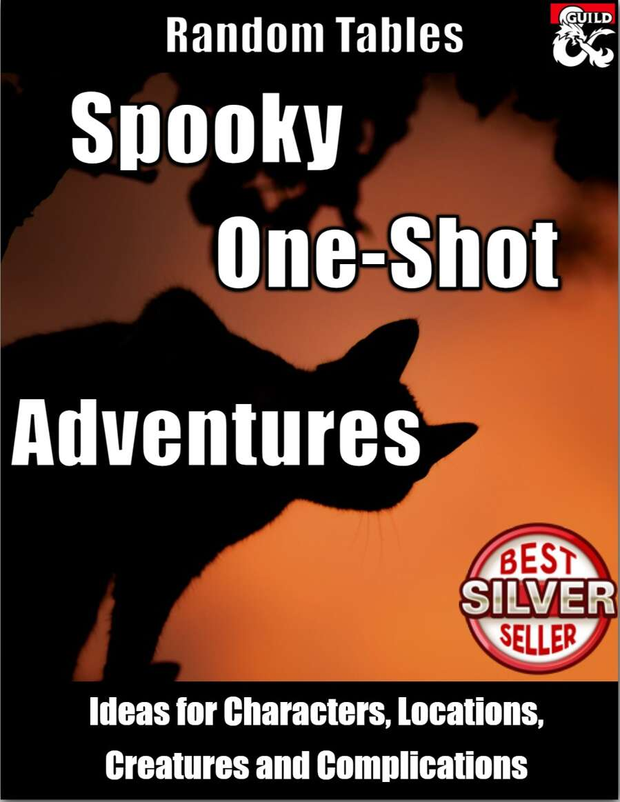 Spooky One-Shot Adventures