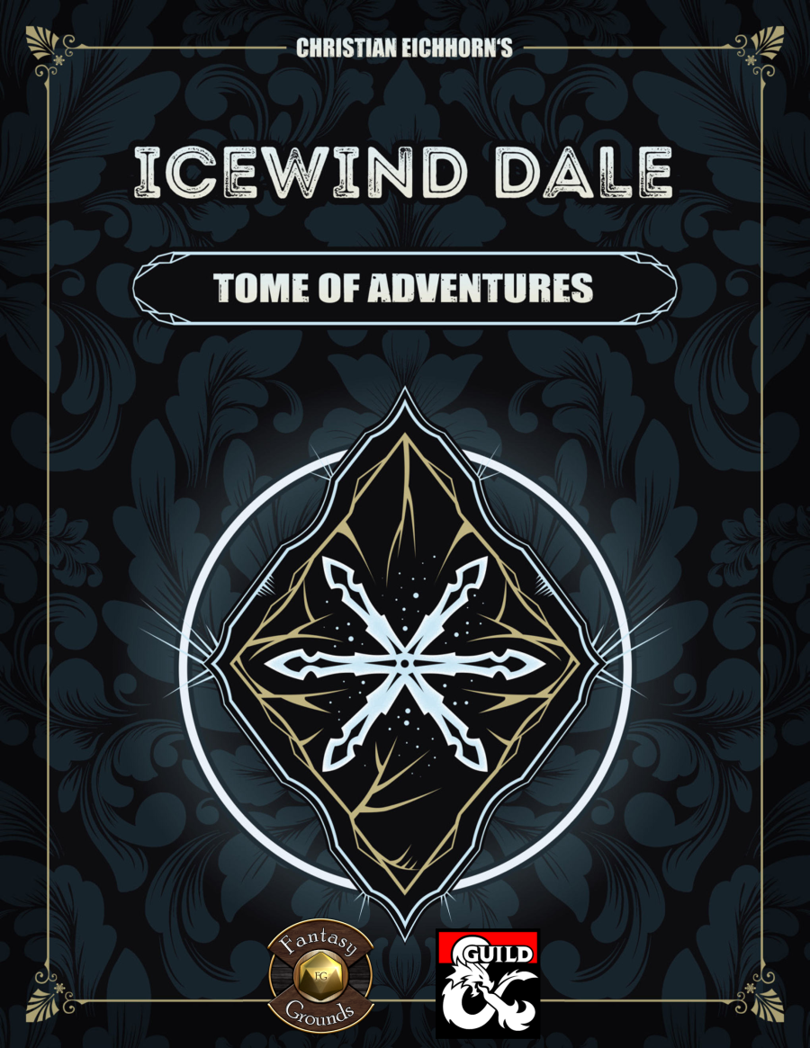 Icewind Dale: Tome of Adventures