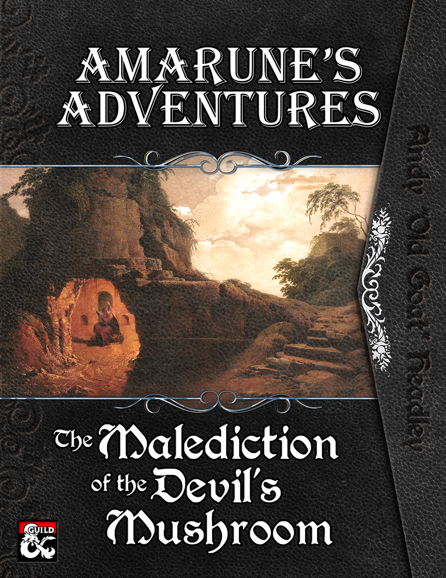 An Anauroch and Underdark adventure for 4-6 adventurers of 4th-6th level.