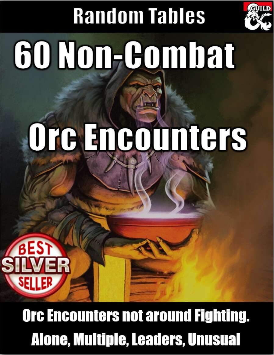 Non-Combat Orc Encounters