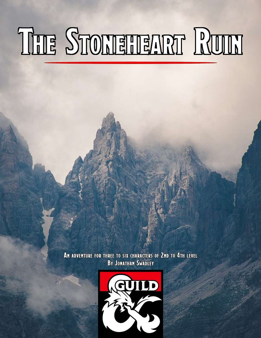 Cover of The Stoneheart Ruin