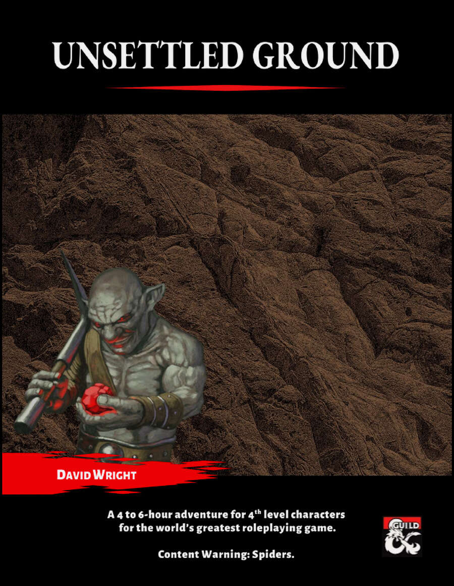 Cover of Unsettled Ground