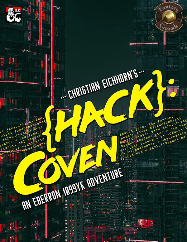 {Hack}:Coven