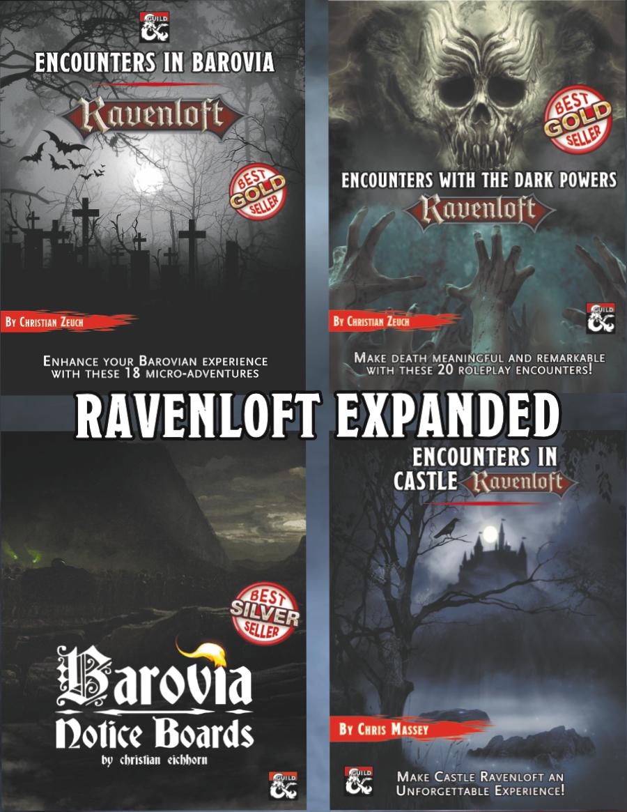 Ravenloft Expanded Bundle