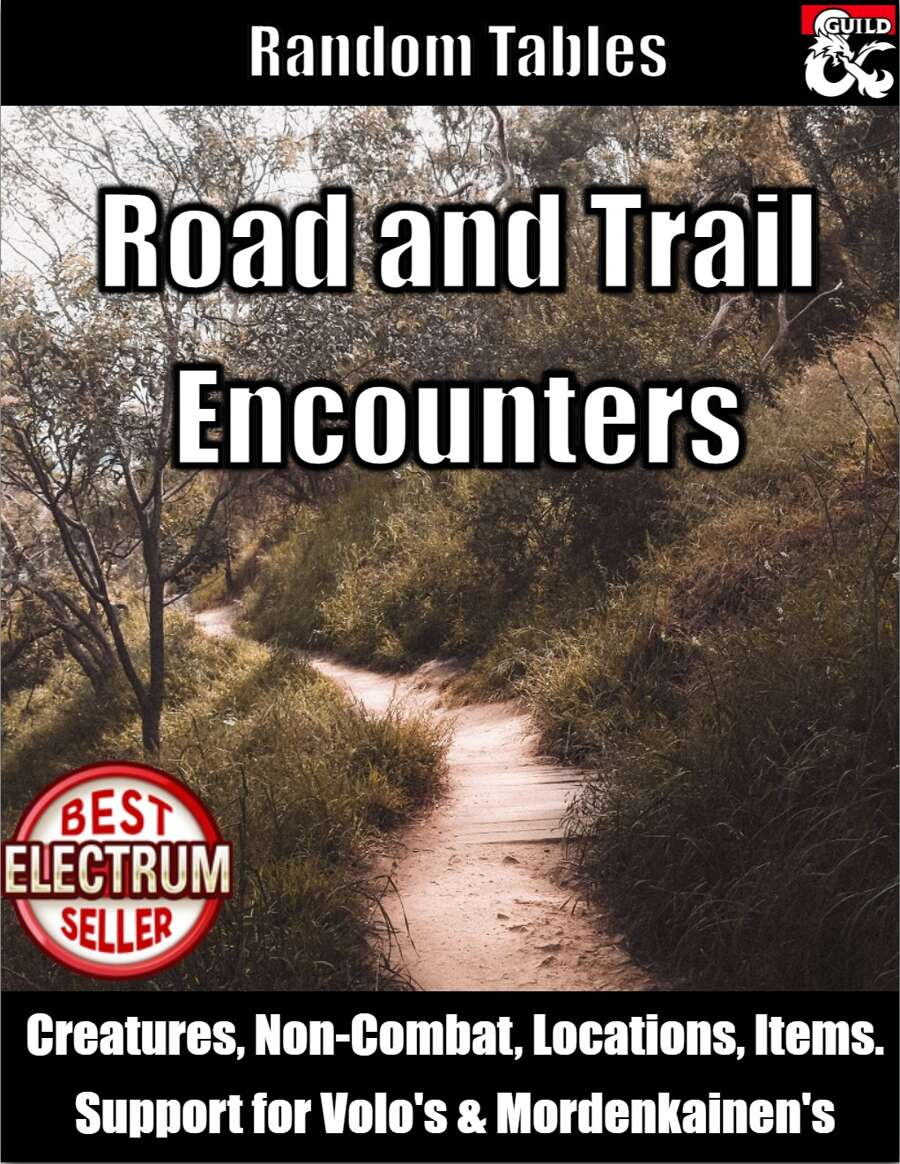 Road and Trail Encounters