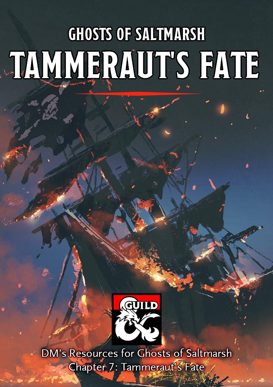 Tammeraut's Fate