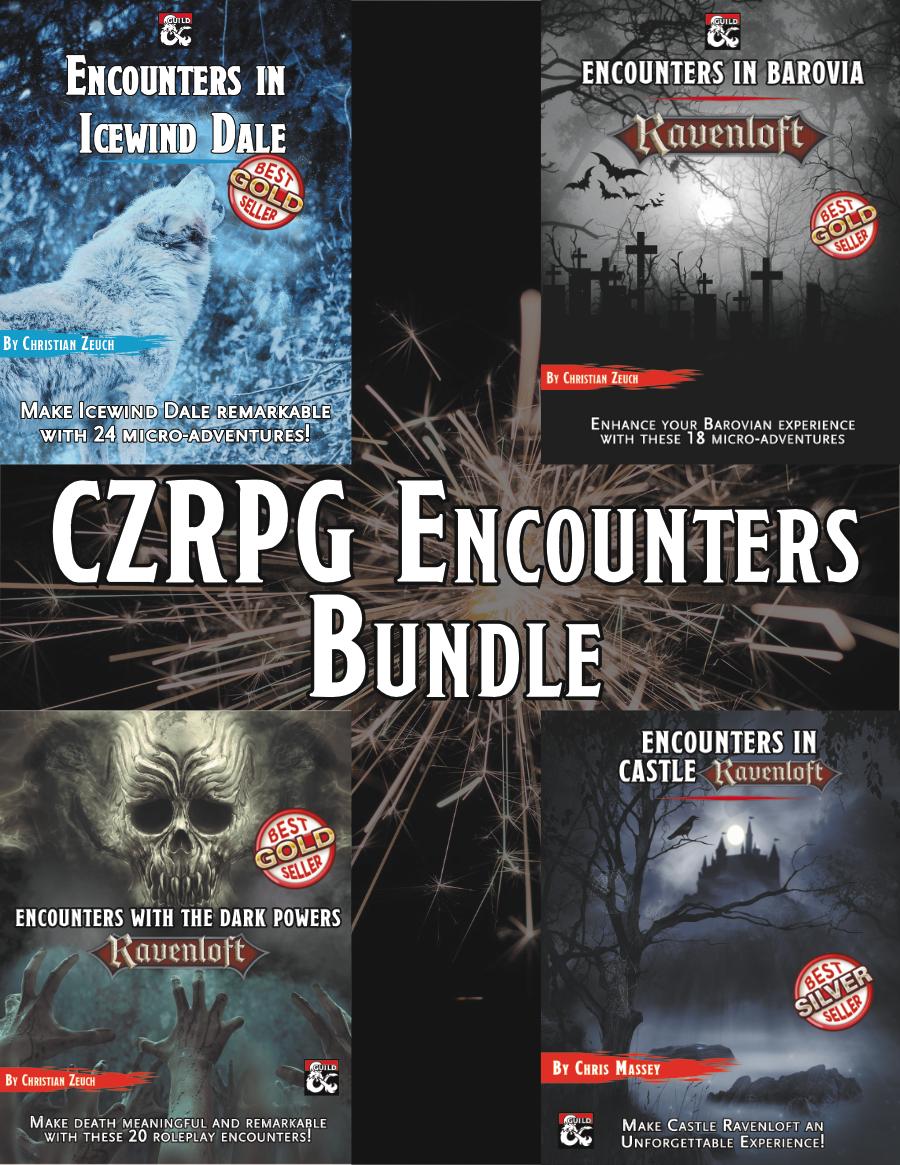 CZRPG Encounters Bundle