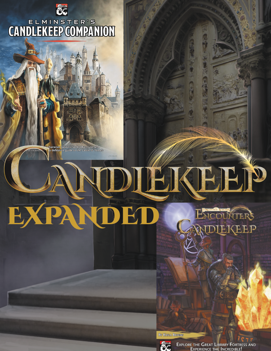 Candlekeep Expanded Bundle