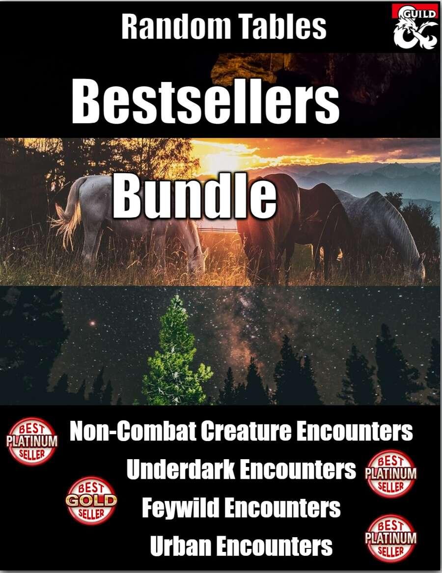 Bestsellers Bundle