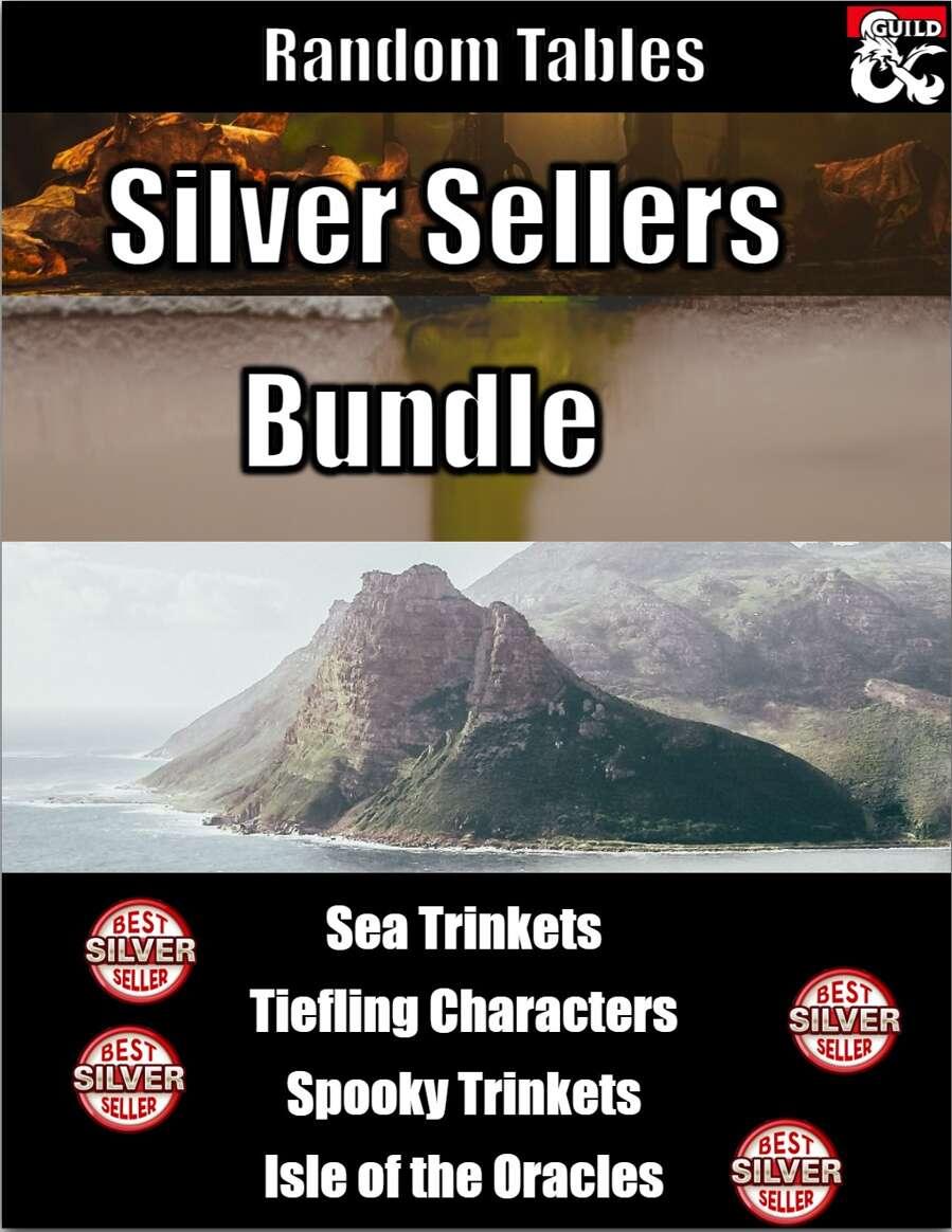 Silver Sellers Bundle