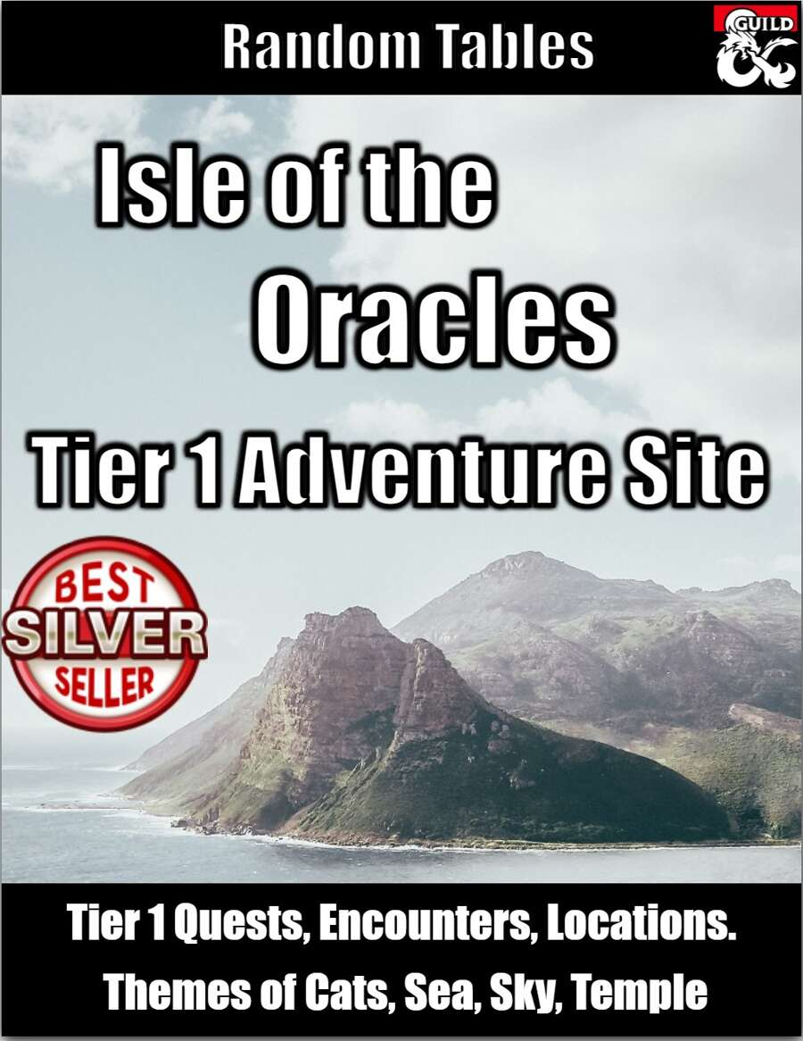 Isle of the Oracles