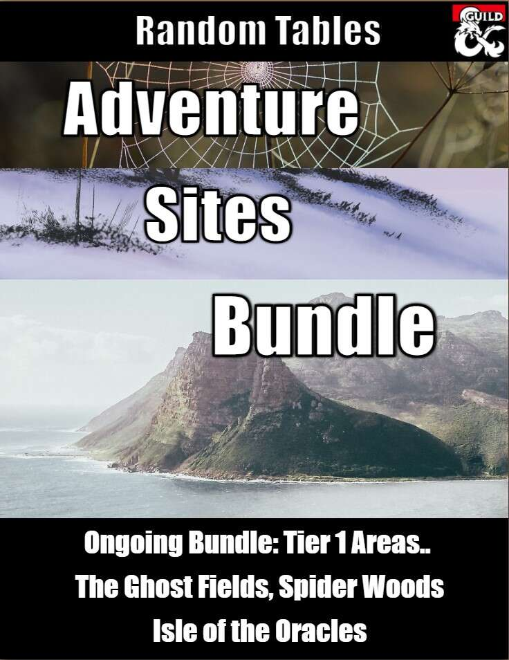 Adventure Sites Bundle