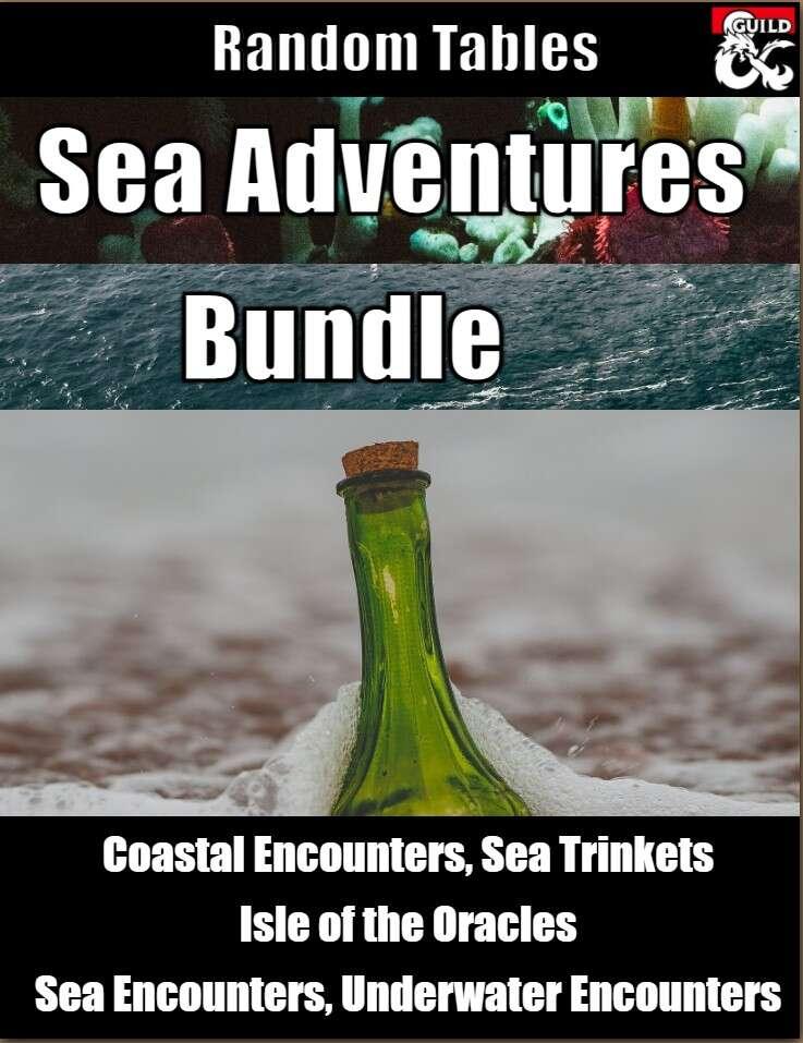 Sea Tables Bundle
