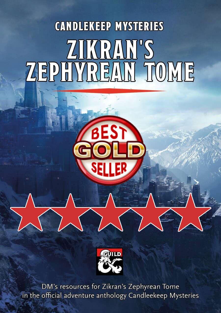 Zikran's Zephyrean Tome