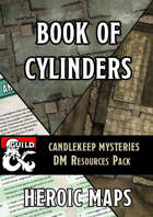 Candlekeep Mysteries: Book of Cylinders DM Resources Pack