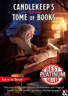 Candlekeep's Tome of Books