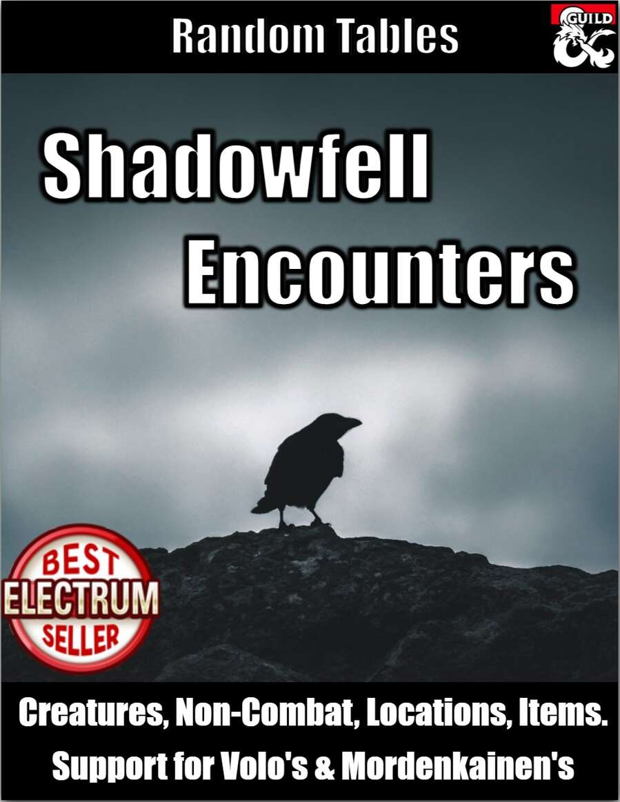 Shadowfell Encounters