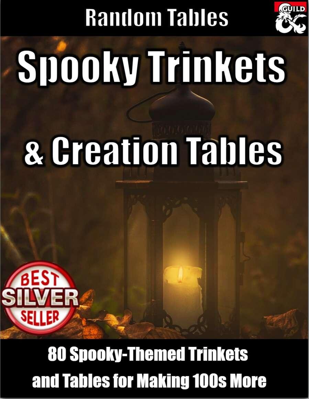 Spooky Trinkets