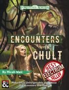Encounters in Chult