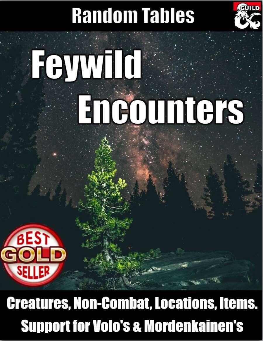 Feywild Encounters