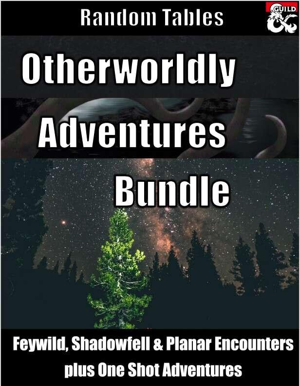Otherworldy Adventures Bundle
