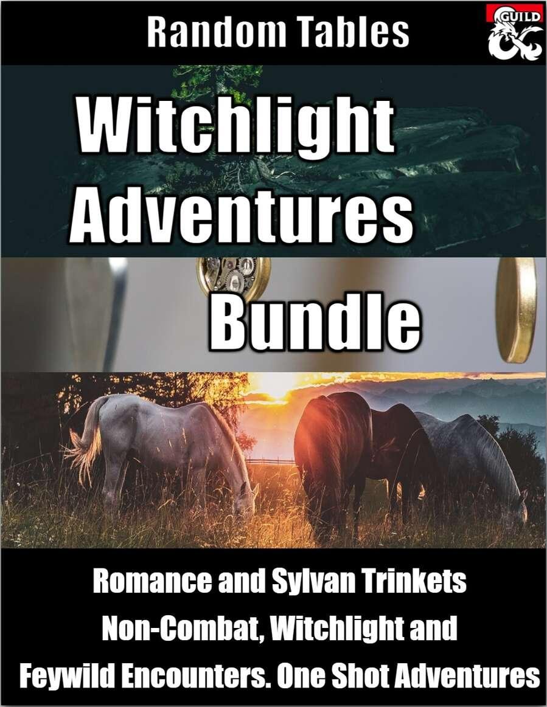 Witchlight Adventures Bundle