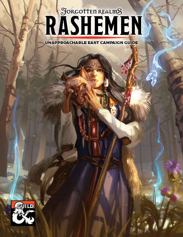 Welcome to Rashemen! In the distant lands of the Unapproachable East, on the edge of Faerûn, stoically stands the cold lands of Rashemen. Far from the Sword Coast, this land is filled with wonder, danger, and endless adventure.