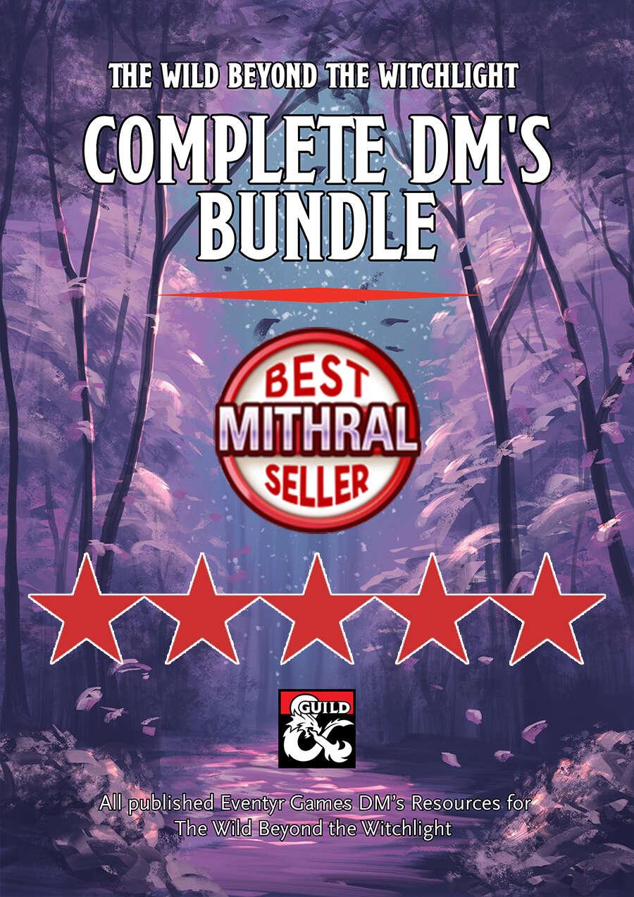 Complete DM's Bundle