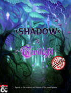 Shadow and Twilight: A Shadowfell and Feywild Supplement
